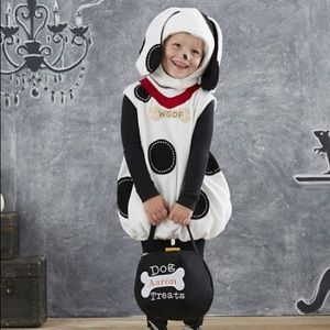 POTTERY BARN • Puppy Halloween Costume • Toddler